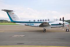 D-ICHG King Air B200 (mikedietrich) Tags: ess king aviation air beechcraft beech edle b200
