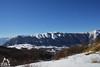 Il Morrone di fronte alla Majella - Abruzzo - Italy