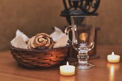Warm&delicious (kulikow.aleks) Tags: bon light food coffee table cafe nikon warm candles delicious d750 braun cinamon