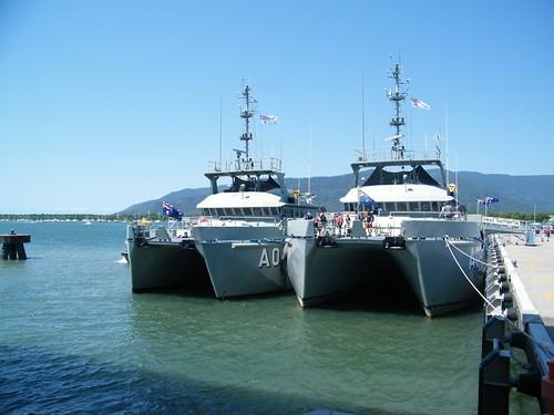 HMAS Cairns Navy Open Day 05