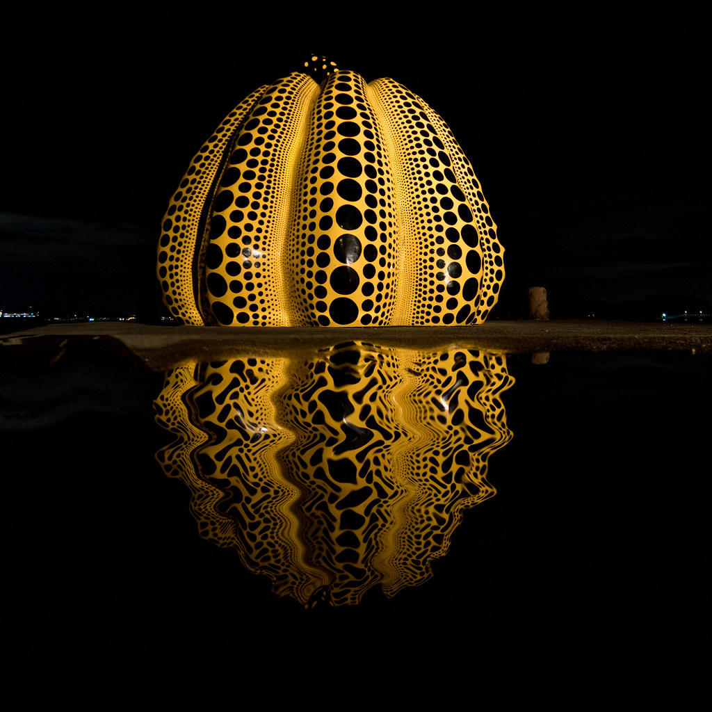 the world's most recently posted photos of pumpkin and reflections