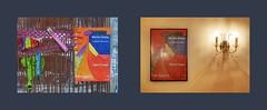 """Exhibition Monika Seelig """"Don`t Fuss"""" Cafe Hegelhof Diary Tapestry Tagebuch Teppich Tapisserie Tagebuch 13 Jänner 2016 (Jahreswechsel 1. Jänner gefundene abgebrannte Feuerwerkskörper 2. Jänner gefundener Luftballon) Timeline golden thread goldener Faden (hedbavny) Tags: vienna wien winter light shadow red green rot wall painting austria mirror design licht österreich cafe sylvester nacht wand spiegel postcard diary balloon tapis warp exhibition tape envelope grün küche weaver bild schatten tagebuch silvester plakat glas neujahr weber loom tapestry ausstellung teppich cafehaus feuerwerk fund kette hegel pagode postkarte jahreswechsel aquarell webstuhl luftballon werkstatt tapisserie fontäne kaffeehaus umschlag arbeitsraum aufzeichnung kuvert tonband maigrün seelig bildteppich teppichweber peterseelig hegelhof hedbavny monikaseelig ingridhedbavny"""