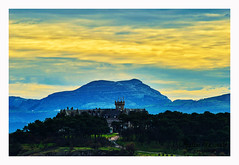 palacia de la magdalena (diegogonzlezvilda) Tags: color ciudad paisaje cielo hdr palacio