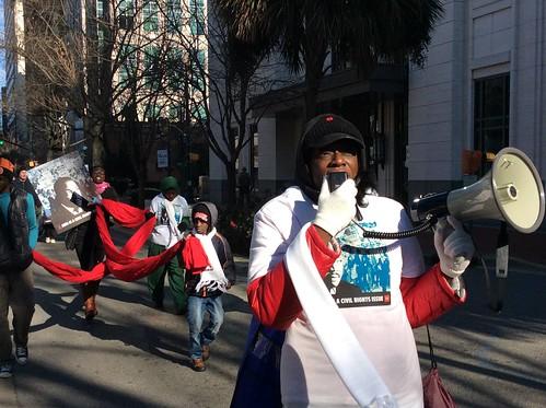 MLK Day Parade 2016 - Columbia, SC