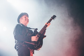 Fall Out Boy at Manchester Arena // Shot by Joe Sheridan