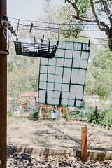 my first shibori () Tags: indigo craft melbourne workshop dye dyeing shibori sonya7  sel35f28z