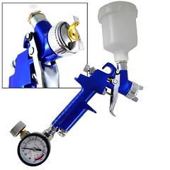 Mini HVLP Air Paint Spray Gun with Gauge (homeprintersusa) Tags: wordpress ifttt