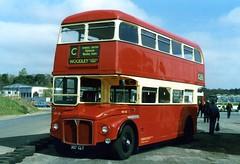 Reading 30 (Vernon C Smith) Tags: buses reading rally cobham routemaster
