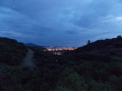 DSCN2599 (Alejandra Fajardo) Tags: night landscape la paisaje queretaro reserva nocturno