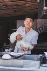 dough (messmerized) Tags: street thailand thai kohsamui samui streetfood