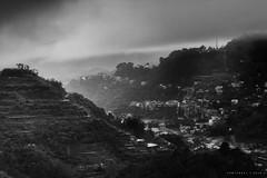 IMG_8633 (mykel7873) Tags: white black monochrome photography mono long exposure rice terraces banaue