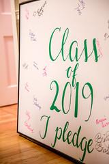 Honor_Code01192016_Cassie_Foster03 (Sweet Briar Photos) Tags: life new sign code student president honor class tasha select 2019 gillum