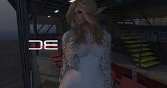 Desolate (Ai Venus Clarrington) Tags: fashion blog mesh avatar linden style secondlife labs furillen