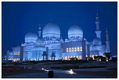 Sheikh Zayed Mosque (Ni5han7) Tags: uae abudhabi unitedarabemirates 2016 nishantrao sheikhzayedmosque sheikhzayedgrandmosque szgm