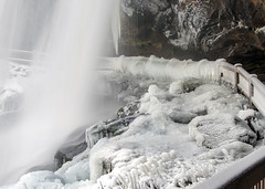 Ice Worlds (Emanuel Dragoi Photography) Tags: county winter snow ice waterfall north dry falls carolina macon