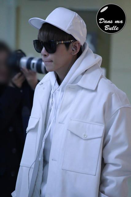 160210 Jonghyun @ Aeropuerto de Gimpo {Rumbo a Japón} 24963153126_46b5eabea0_z