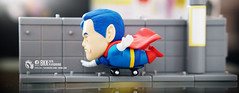 Suppaman (Thai Toy Photographer) Tags: anime japan wall toys model cartoon manga superman trading figure skateboard akira figurine figures diorama drslump wcf toriyama toyphotography banpresto memorialparade suppaman drslumpwcfworldcollectablefigurememorialparade worldcollectablefigure