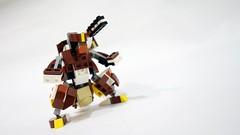 31044 - Mechdragon02 (chubbybots) Tags: dragon creator mech moc 31044