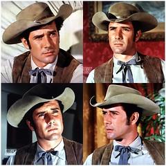 Robert Fuller (stalnakerjack) Tags: television cowboys actors hollywood westerns wagontrain robertfuller tvwesterns