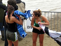 We did another polar plunge. #rachelradionow100.9 (kennethkonica) Tags: people usa lake color wet water america canon fun happy midwest random outdoor indianapolis indy indiana tshirt persons fundraising global hoosiers canonpowershot eaglecreekpark marioncounty radionow1009 blord thespecialolympics radiopersonlities rachelradionow1009