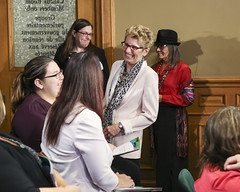 IMG_0929  Premier Kathleen Wynne made an announcement of funding on the Ending Violence Against Indigenous Women Strategy. (Ontario Liberal Caucus) Tags: zimmer aboriginal indigenous meilleur violenceagainstwomen indigenouswomen jaczek maccharles svhap