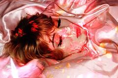 Self 03/03/16 (Jessica Patrick-Hooper) Tags: pink light color colour art girl youth photography glow jessica crystal flash teenagers teens pop teen feminism feminist dico tumblr patrickhooper