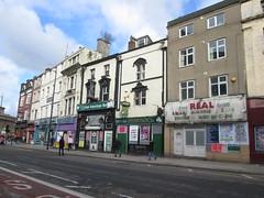 Lime Street demolition area (Jigsaw2020) Tags: limestreet demolitionpubs demolitionfuturist limestreetliverpoolregeneration demolitionshopscafes