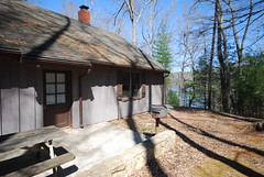 Cabin 18 at Fairy Stone State Park - 2 bedroom (vastateparksstaff) Tags: cabin sleep lodging cinderblock accommodations overnight 2bedroom