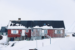 Tasiilaq (dataichi) Tags: travel winter white house snow cold tourism town village north east greenland destination grnland