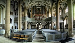 Schlosskirche Meisenheim (NatureArt by Wolfgang) Tags: panorama handy effects photo raw 4 picture sigma machinery smartphone mode hdr android orgel apps 444 postprocessing schlosskirche f3x meisenheim dp1s rawdroidpro bimostitch