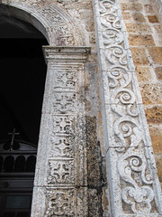 "Valladolid: la cathédrale de San Gervasio <a style=""margin-left:10px; font-size:0.8em;"" href=""http://www.flickr.com/photos/127723101@N04/25657737000/"" target=""_blank"">@flickr</a>"