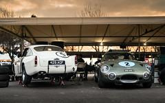 The Aston Corner. (Alex Penfold) Tags: white green classic cars alex car martin meeting autos 74 goodwood aston members supercars penfold db5 2016 74th 74mm dp214