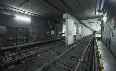 Thursday (gabegabe336) Tags: station germany underground track metro tunnel urbanexploration subterranean ue urbex