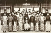 Imperial Dowager Consort Dunking attended by eunuchs, 1920s (cvcrossing) Tags: 1920s people blackandwhite consort dowager eunuchs duankang imperialdowager
