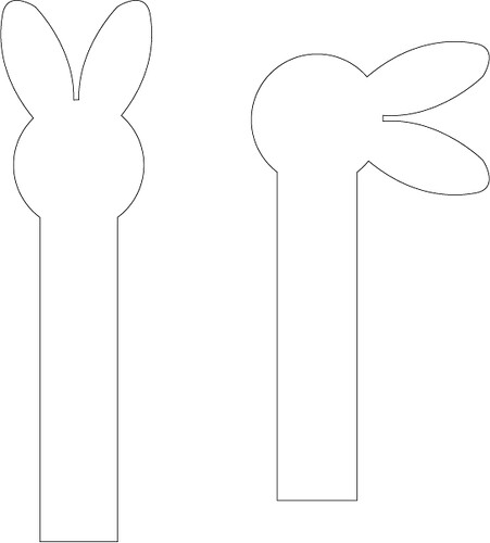 Bunny napkin ring template try it like it create eat read dont save this image use the links below maxwellsz
