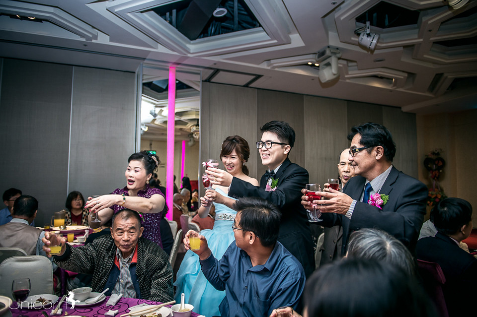 《婚攝一条》嘉堯 & 亮瑜 / 儷宴會館