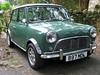 Classic Mini (Chi Bellami) Tags: classic car digital canon austin automobile mini powershot cooper g3 ventnorbotanicgardens