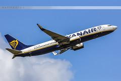 LIL - Boeing 737-8AS (EI-FIK) Ryanair (Aro'Passion) Tags: canon lil ryanair lille fr dcollage lfqq ryr lesquin natw 60d aropassion monteinitiale eifik variopositif