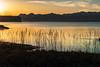 Solitary Confinement At Goose Bay Alaska (*Ron Day*) Tags: ocean morning sunset mountains alaska sunrise landscape dawn bay solitude peace peaceful calm panasonic vista remote wilderness distance fz1000