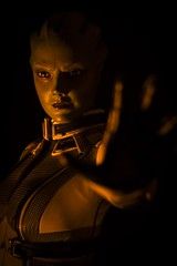 LT4 (Michael A. Foster) Tags: me statue liara masseffect liaratsoni gamingheads