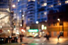 blue-green (local paparazzi (isthmusportrait.com)) Tags: street city light blur art architecture buildings eos 50mm prime blurry pod lowlight aperture dof artistic bokeh unique f14 grain creative blurred scene outoffocus citylights usm madisonwi noise ef iso1600 wideopen wetpavement 2016 isthmus mmoca 50mmf14usm danecountywisconsin canon5dmarkii localpaparazzi redskyrocketman lopaps isthmusportrait