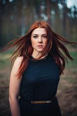 Maria (serj k.) Tags: portrait girl beauty outdoor redhead freckles