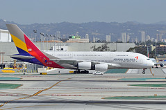 HL7625    LAX (airlines470) Tags: airport a380 msn lax airlines asiana 152 a380800 a380841 hl7625