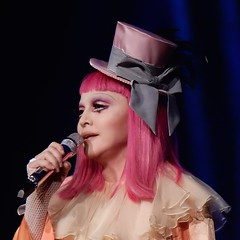 Madonna - Tears of a clown (chrisweger) Tags: show live madonna australia melbourne theforum tearsofaclown livenation rebelheart