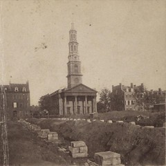 St. John's Church (Episcopal) in New York City, destroyed when Varick Street was widened (1918), ca.1867 [1128  1128] #HistoryPorn #history #retro http://ift.tt/1Nifyp8 (Histolines) Tags: street new york city history church st was retro when timeline destroyed johns episcopal 1128 1918  vinatage widened varick historyporn ca1867 histolines httpifttt1nifyp8