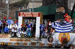 Greek Parade NYC 2016 (zaxouzo) Tags: nyc people heritage greek costume parade ethnic floats greekindependencedayparade 2016 nikond90