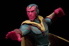 Marvel's Vision (atari_warlord) Tags: 30 disney vision avengers disneyinfinity ageofultron avengersageofultron