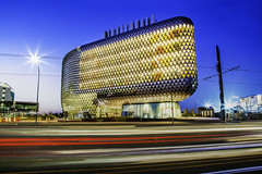 SAHMRI: South Australian Health and Medical Research Institute at night (saahmadbulbul) Tags: light building australia explore adelaide southaustralia touristattraction lighttrail tourismaustralia buildinglight canon5ds tourisminaustralia visitaustralia exploreaustralia southaustralianhealthandmedicalresearchinstitute