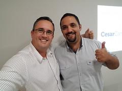 Treinamento de Gestão e Liderança. Amigo e Gestores Fernando Priori.