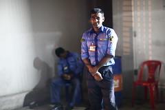 It's late I know ! (N A Y E E M) Tags: street portrait outdoors hotel raw sleep availablelight latenight exhaustion untouched bangladesh carwindow unedited securityguards chittagong sooc tanzeel radissonblu